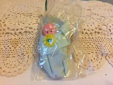 Vintage Hong Kong Early Plastic Frozen Miniature baby boy  Doll