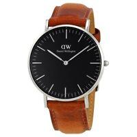 New Authentic Daniel Wellington DW00100144 Unisex Casual Watch Fixed