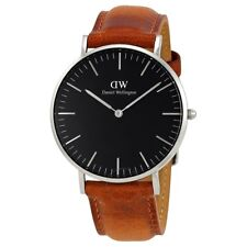 New Authentic Daniel Wellington DW00100144 Unisex Casual Watch Fixed