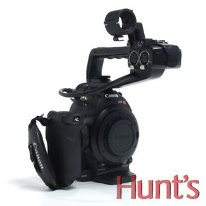 CANON EOS C100 (V1) CINEMA EF MOUNT CAMERA WITH DUAL PIXEL CMOS AF (BODY ONLY)