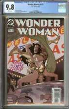 WONDER WOMAN #155 CGC 9.8 WHITE PAGES