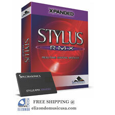 Spectrasonics Stylus RMX Virtual Instrument Software BRAND NEW factory sealed