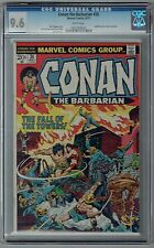 Conan the Barbarian #26 CGC 9.6 NM+ WP Marvel Comics 1973 Ultra Rare High Grade