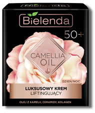 BIELENDA CAMELLIA OIL lifting cream 50+ COLLAGEN, ceramides,Vitamins Ant-Wrinkle