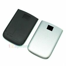 HOUSING BATTERY REAR BACK COVER DOOR FOR BLACKBERRY TORCH 9810 #H-265_SILVER