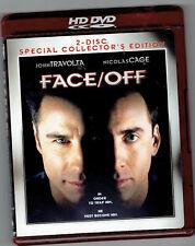 Face/Off (HD-DVD, 2007, 2-Disc Set, Collectors Edition Widescreen)