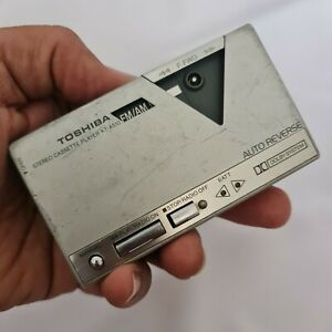 CASSETTE PLAYER KT-AS10 TOSHIBA