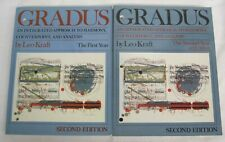 Gradus An Integrated Approach to Harmony Counterpoint & Analysis Book Lot of 2