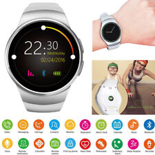 Bluetooth Smart Watch Heart Rate Monitor Compatible with Android Samsung Women