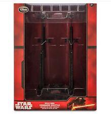 Kylo Ren Command Shuttle DELUXE Die Cast Disney Exclusive Star Wars Force Awaken