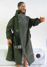 Germany 1:6 WW2 Eastern Front Infantry Uniform Suit Snow Rain OVERCOAT DA63