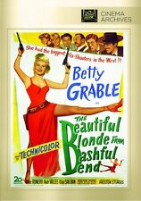 THE BEAUTIFUL BLONDE from Tímido bend dvd (1949) - Betty Grable, CESAR ROMERO