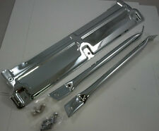 "Chevy Camaro 1970 - 81 Chrome Radiator Support & Bars & Bolts 23-7/8"" x 5-1/4"""