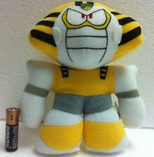 100% New Japan Capcom Rockman Plush Doll Figure