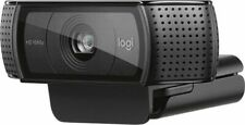LOGITECH C920 HD PRO Webcam 1920 x 1080 HD Stereo Mikrofon USB B-WARE