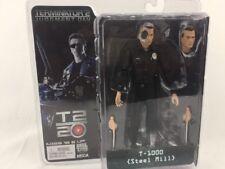 "Terminator 2 T-1000 Steel Mill 7"" Action Figure 20th Anniversary NECA TOYS"