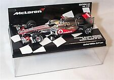 1-43 F1 MCLAREN Merc MP4-26 L.HAMILTON 2011 cinesi GP Vincitore LTD ED MIB