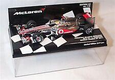 1-43 F1 Mclaren Merc MP4-26 2011 L.Hamilton Chinese Gp winner ltd ed Mib