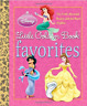 Disney Princess Little Golden Book Favorites, Slater, Teddy, Good Condition Book