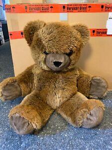 Sigikid Stofftier Teddy Bär 83 cm. Top Zustand