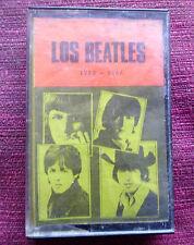 BEATLES 1962-1966 URUGUAY CASSETTE UNIQUE HELP PICS COVER RAAAAARE!!
