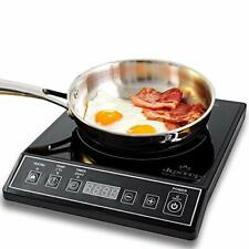 Secura 9100Mc 1800W Portable Cooktop - Black