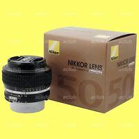 Genuine Nikon AI-s 50mm f/1.2 Lens AiS Nikkor 50 mm f1.2 Manual Focus MF Japan
