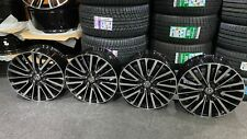 "Ex Display 18"" VW T5 T6 Palmerston Style Alloy Wheels 5x120 ET50 65.1CB"