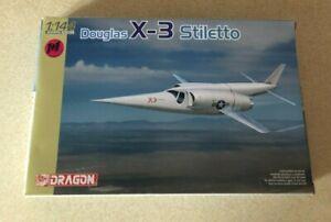 Dragon 1/144 Douglas X-3 Stiletto