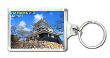 HAMAMATSU CASTLE JAPAN KEYRING SOUVENIR LLAVERO