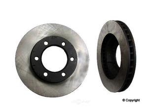 Disc Brake Rotor-Original Performance Front WD Express 405 09088 501