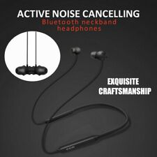Bluedio CCK KN Active Noise Reduction Neck-mounted 4.2 Bluetooth Headset Black