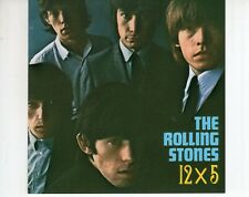CD THE ROLLING STONES	12x5	DSD REMASTERED	EX+  (B4297)