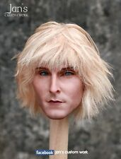 1/6 Hot CUSTOM REPAINT REHAIR Pavel Nedved toys figure head DX phicen zcwo