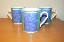 Set of 3 Villeroy & Boch Switch 3 Costa Mugs
