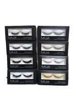 8 MUA GLAMOUR AND NATURAL ULTRA FINE AND MAXIMUM LASHES