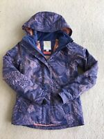 Ladies XXS Girls 12 Roxy Ski Snow Coat Dry Flight Jacket worn once RRP $299.95
