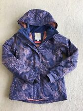 Ladies XXS Girls 12Roxy Ski Snow Coat Dry Flight Jacket worn once RRP $299.95