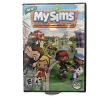 New Mysims Pc Dvd Computer Game Complete My Sims Ea Interactive Online Play