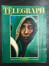 The Daily Telegraph Magazine: The Face of Despair, 29th December 1972