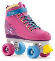 SFR Kids Vision II Girls Quad Roller Skates - Tropical *Free Delivery*
