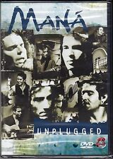 Dvd «MANA' ♪ UNPLUGGED» nuovo 1999