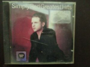 Simply Red - Greatest Hits (CD) (1996) Used