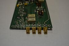 RF switching board for HAM SDR, HERMES ODYSSEY HiQSDR Red Pitaya