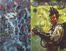 GHOSTBUSTERS LEGION #3 88MPH COMIC *BOTH VARIANT COVERS* RARE BOOK RAY STANTZ NM