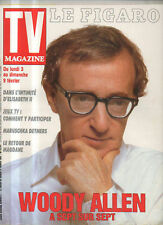 FIGARO TV 01/02/1992 woody allen delarue elisabeth II