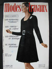 Fashion Monthly Magazines in French