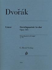 String Quartet A-flat Major Op. 105 Parts