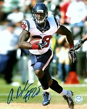 Alfred Blue Houston Texans Signed Autographed 8x10 Photo Fsg Authenticated A