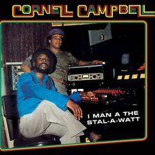 Cornell Campbell I Man A The Stal-A-Watt CD New 2019